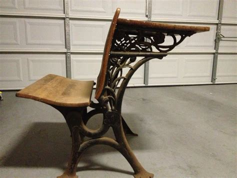 antique school desk 301 moved permanently