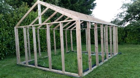 diy small greenhouse howtospecialist how to build