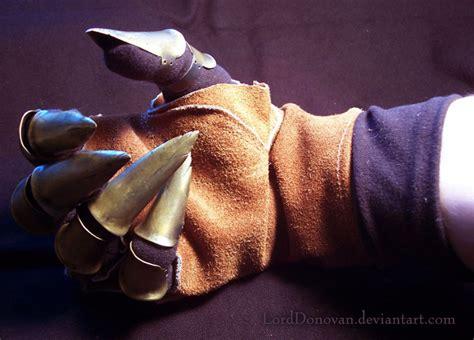 origami claw glove claw glove part 2 by lorddonovan on deviantart