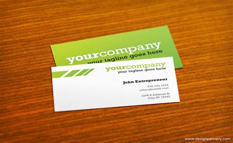 how to make business cards in photoshop create a business card mockup in photoshop using the