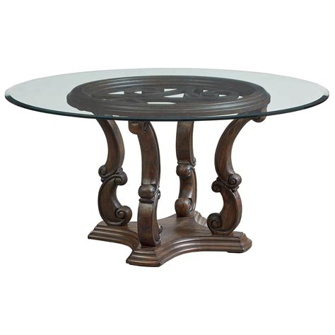 60 inch dining room tables standard furniture parliament 60 inch dining room