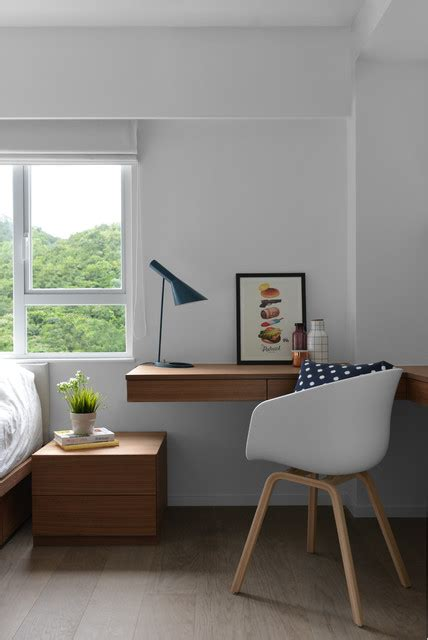 Bedroom Chairs For Small Spaces mandy scandinavian home office hong kong by hoo