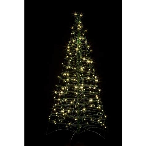 pre lit outdoor tree crab pot trees 5 ft pre lit led fold flat outdoor indoor