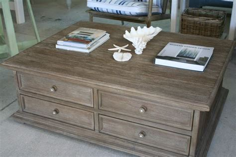 weathered grey coffee table this rustic weathered coffee table is from our new range