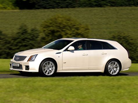 Cadillac Cts Sport by Cadillac Cts Sport Wagon 2009 2010 2011 2012 2013