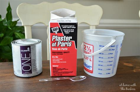 chalk paint supplies chalk finish paint at home with the barkers
