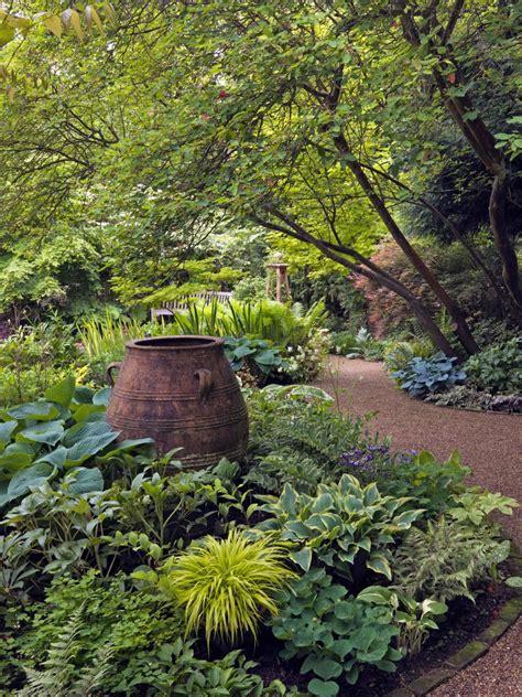 flowers shade garden shade garden ideas hgtv