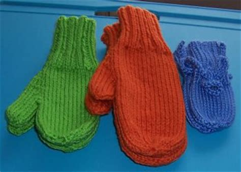 knitting patterns for mittens on four needles free knitting pattern 4 needle mittens knitting pattern