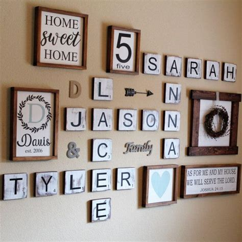 scrabble sign 17 best ideas about scrabble wall on