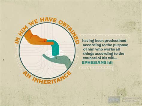 Daily Bible Reading Devotional [Ephesians 1:11-23 ... Ephesians 1:11