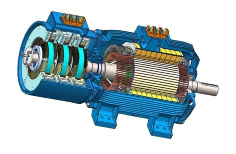 Electric Motor Generator by Types Of Electric Generator
