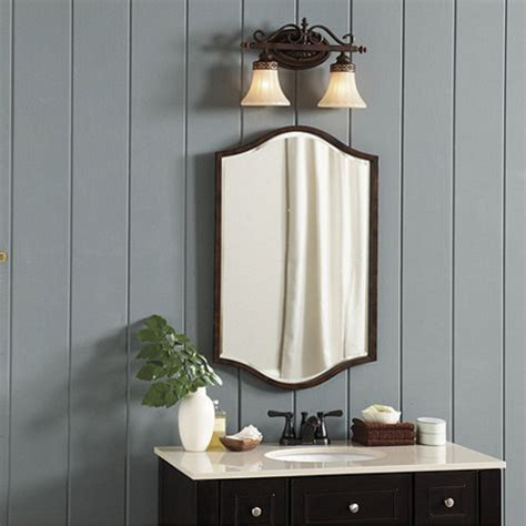 Ballard Design Mirror atelier bath mirror traditional bathroom mirrors by