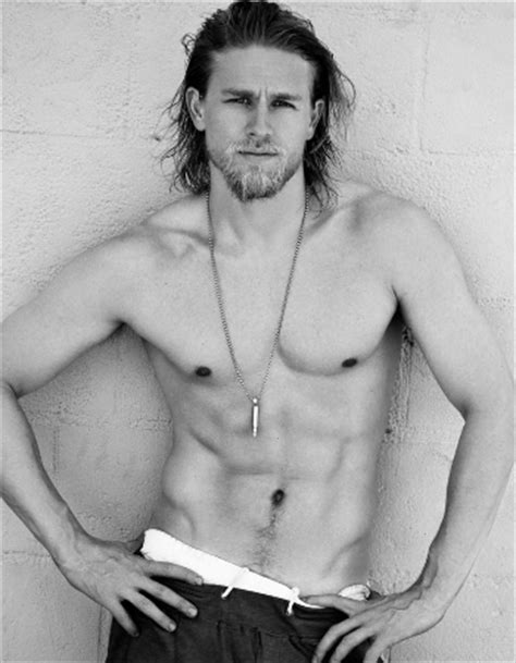 man candy monday charlie hunnam
