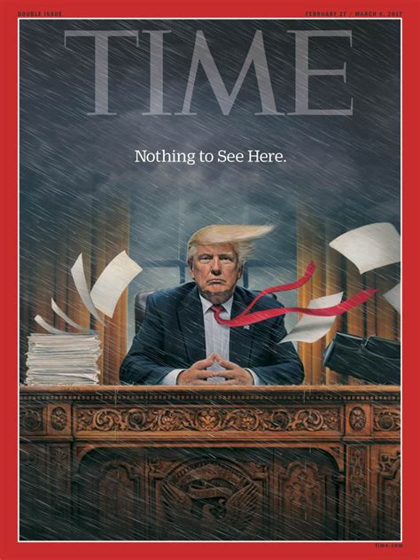 current issue chaos for america s new president check out the cover for