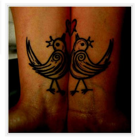 41 awesome matching wrist tattoos designs