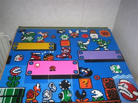 big perler bead board 17 best images about hama mario on
