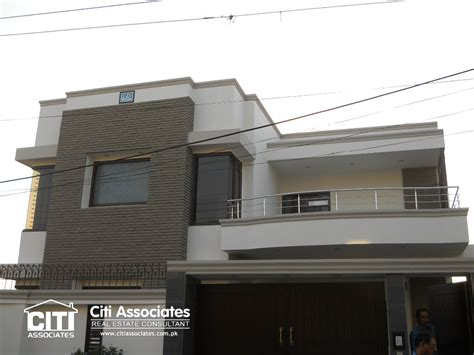 One Bedroom Duplex 500 square yards brand new bungalow for sale in dha