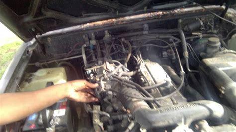 Daihatsu Rocky Engine by 1990 Daihatsu Rocky Engine