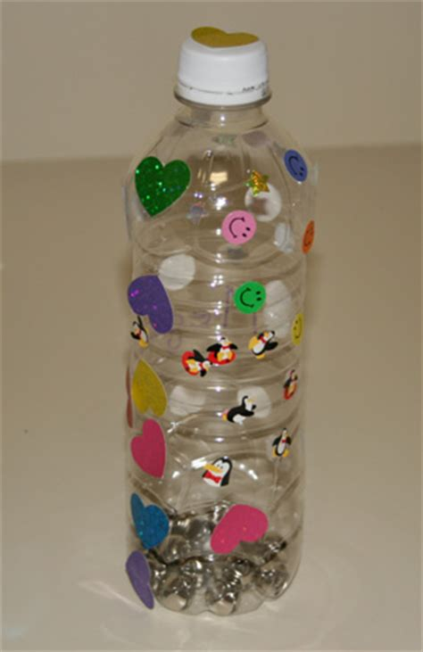 water bottle crafts for water bottle rattle craft all network