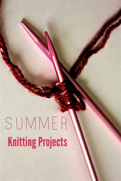 summer knitting ideas 1000 ideas about summer knitting projects on