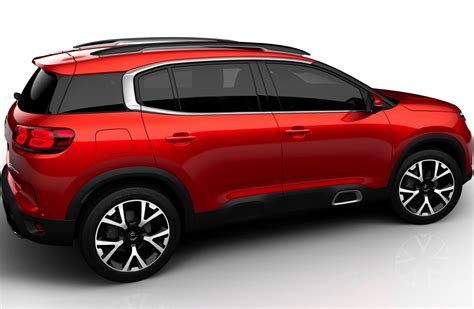 Citroen Suv by C5 Aircross Ds7 Grandland X 3008 Une Base Commune