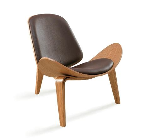 designer chair solid wood chair shell chair designer chair living room