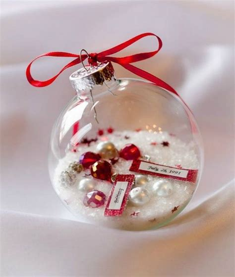 diy clear glass ornaments how to fill clear glass ornaments 25 ideas shelterness