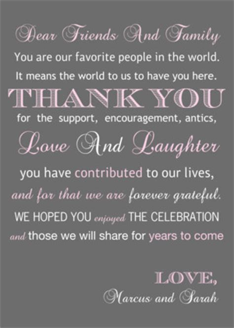 wedding thank you cards sincere thank you by mixbook