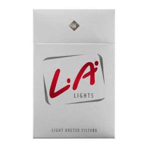la lights la lights kretek cigarettes djarum mild clove cigarettes
