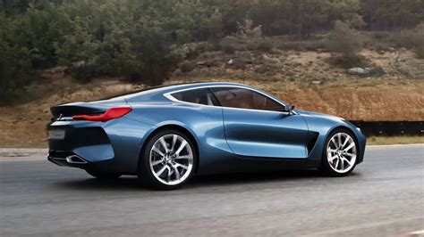 New Bmw 8 Series by Bmw 8 Series Concept In New Promo Clip