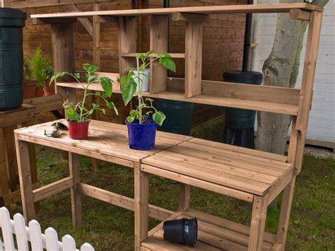 Gardening Workbench Livija Garden Work Bench W1 5m X D0 5m