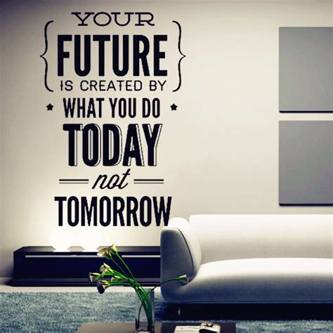 wall decor stickers quotes buy wholesale inspirational wall decor from china