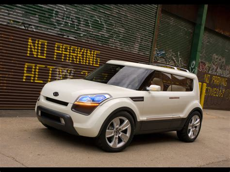 Kia Soel kia soul new car price specification review images