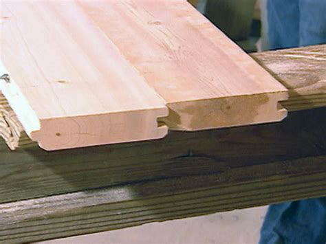 woodworking groove how to install a tin roof how tos diy