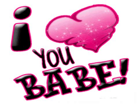 i love you babe quotes quotesgram