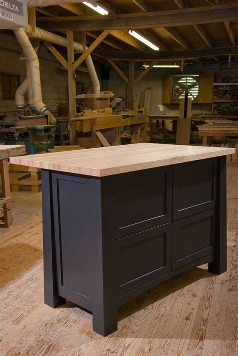 custom built kitchen island crafted custom kitchen island by against the grain custom woodworks custommade