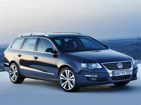 2006 Volkswagen Passat by 2006 Volkswagen Passat B6 Pictures Information And