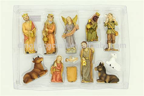 cheap nativity sets wholesale cheap indoor decorative polyresin nativity sets