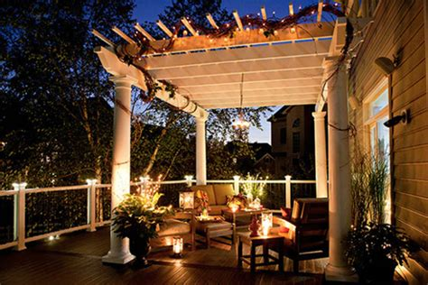 outdoor pergola lighting ideas let there be light pergola lighting and design ideas
