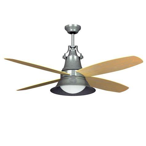 galvanized ceiling fans craftmade union 52 quot ceiling fan galvanized steel un52gv
