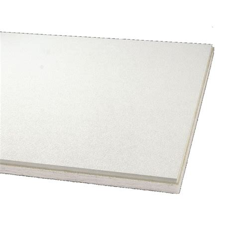 Mold On Ceiling Tiles by Shop Armstrong Ceilings Common 24 In X 24 In Actual 23