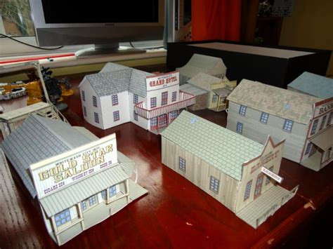 paper craft city whitewash city papercraft 4 whitewash city papercraft 4
