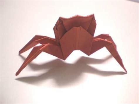 crab origami origami crab