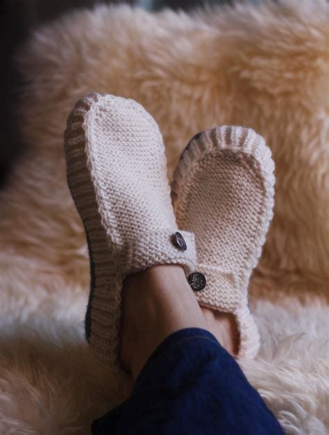free patterns for slippers to knit knitted slipper patterns a knitting