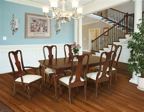 cherry wood dining room furniture reinvent your dining room with the rich of a cherry wood dining set
