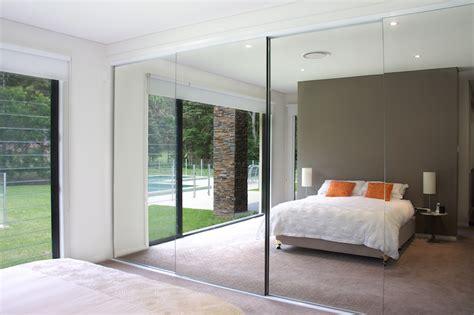 mirrored sliding closet doors for bedrooms semi frameless mirror doors bedroom wardrobe concealed