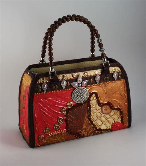 how to make a purse with designer handbag purse texture painting tutorials