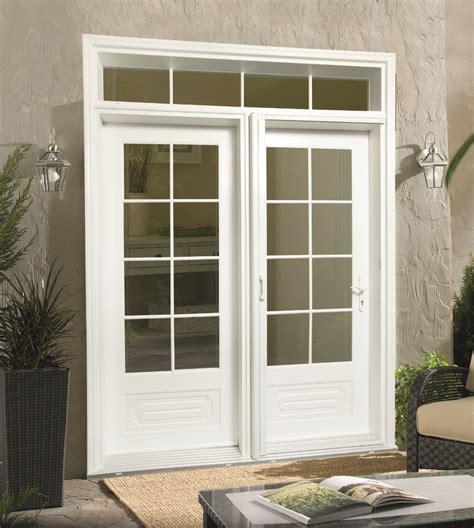 swinging patio doors swing patio doors by window city helps create an entryway