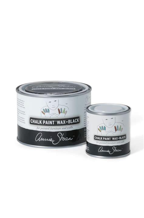 chalk paint wax black chalk paint 174 wax sloan