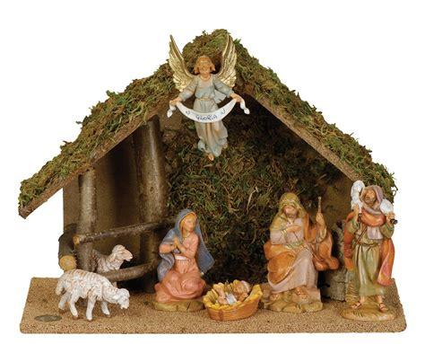 heartwarming nativity sets for